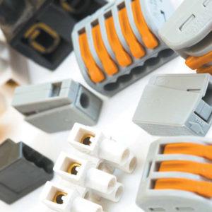 Электромонтажные материалы и изделия