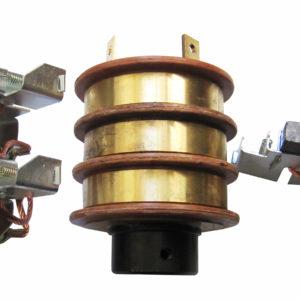 Электрощётки, щёткодержатели, узлы токосъёма