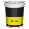 АК-539 эмаль (белая/желтая)